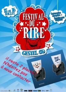 Festival du Rire de Gestel 2011